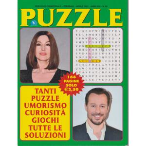 Puzzle - n. 50 - trimestrale - febbraio - aprile 2021- 164 pagine