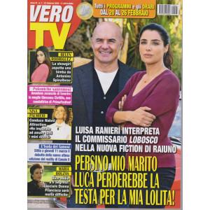 Vero Tv - n. 7- settimanale -22 febbraio  2021