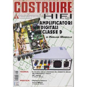 Costruire Hi-Fi - n. 262 - mensile -aprile  2021