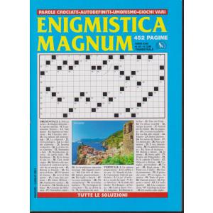 Enigmistica Magnum - n. 93 - trimestrale -maggio - luglio 2021 -  - 452 pagine