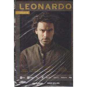 Leonardo - Episodio 3 - 28 aprile 2021 - settimanale
