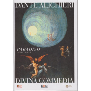 Dante Alighieri - Divina Commedia -Paradiso - Canti XII-XXII vol. 8 - 8/4/2021 - quattordicinale - copertina rigida