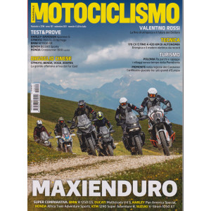 Motociclismo - n. 9 -settembre  2021 - mensile