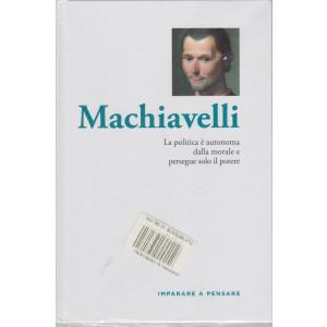 Imparare a pensare - Machiavelli - n. 7 - settimanale - 11/3/2021 - copertina rigida