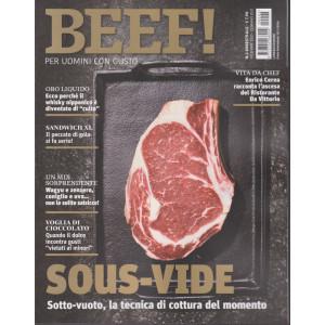 Beef! - n. 2 - bimestrale - dicembre - gennaio 2021