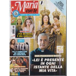 Maria con te - n. 42  - settimanale - 17 ottobre   2021