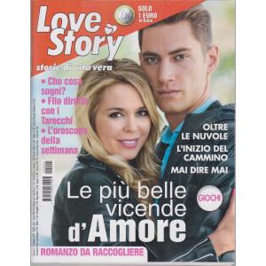 Love Story - n. 5 -9  febbraio 2021- settimanale