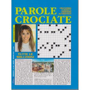 Parole Crociate - n. 205 - Benedetta Parodi - marzo - maggio 2021
