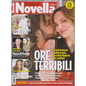 Novella 2000 - n. 9 - settimanale - 17 febbraio  2021