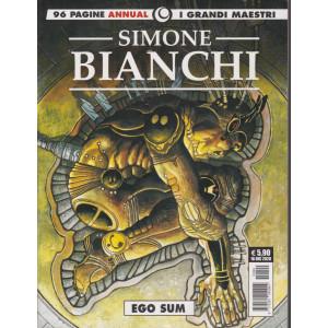Cosmo Serie Blu - Simone Bianchi - Ego sum  - n. 99 - mensile - 16 dicembre 2020  - 96 pagine annual