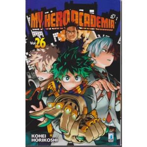 Dragon -n. 269 -  My Hero academia n. 26   - mensile - gennaio 2021 - edizione italiana