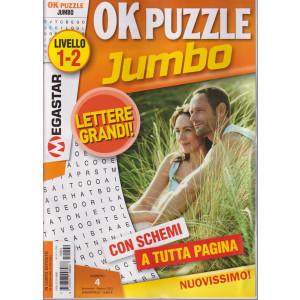 Ok puzzle jumbo - n. 4 - settembre - ottobre 2021 - bimestrale