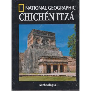 National Geographic - Chichen itzà- Archeologia - n. 10- settimanale - 2/4/2021 - copertina rigida