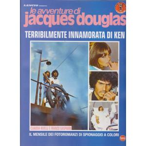 Le avventure di Jacques Douglas - Terribilmente innamorata di Ken - n. 6 - mensile - aprile  2021