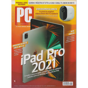 Pc Professionale - n. 365 -agosto    2021 - mensile