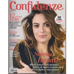 Confidenze - n. 16 - settimanale - 6 aprile  2021