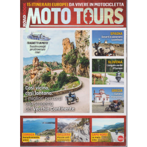 Roadbook Speciale - Moto tours - n. 2 - bimestrale -maggio - giugno 2021