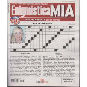 Enigmistica Mia - n. 7 -15 febbraio 2021- settimanale
