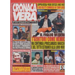 N.Cronaca Vera - n. 2530-23  febbraio  2021- settimanale di fatti  e attualità