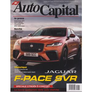 Auto Capital - n. 4 - mensile -aprile 2021