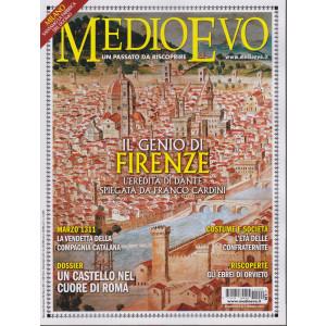 Medioevo - n. 290 -marzo 2021 - mensile