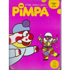Pimpa - n. 402 - febbraio 2021 - mensile