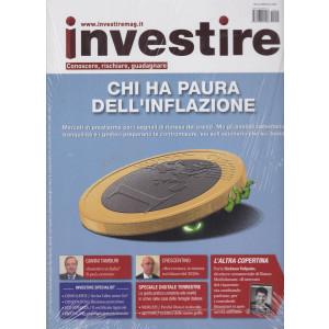 Investire - n. 24 - marzo 2021 - mensile