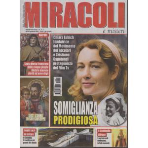 Miracoli e misteri - n. 2 - settimanale - 26 gennaio 2021
