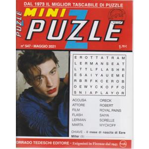 Minipuzzle - n. 547 - maggio  2021 - mensile