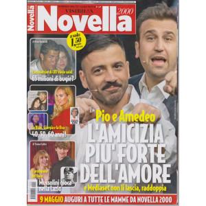 Novella 2000 - n. 20 - settimanale -5 maggio 2021