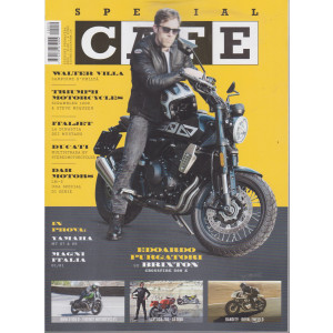 Special Cafè - n. 50 -  primavera 2021 - trimestrale