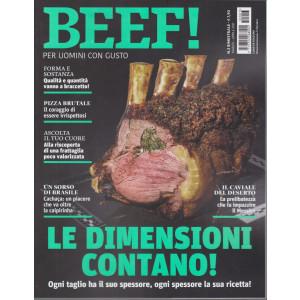 Beef! - n. 3 - bimestrale - marzo - aprile 2021