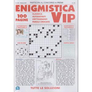 Enigmistica vip - n. 400 - mensile -ottobre 2021 - 100 pagine