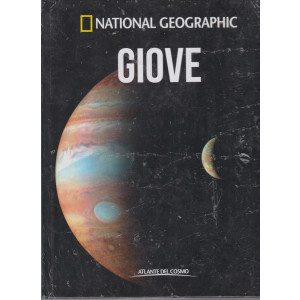 National Geographic - Giove - n. 9 - settimanale - 11/12/2020 - copertina rigida