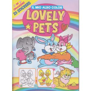 Il mio albo color Lovely Pets - n. 2 - marzo 2021 - bimestrale