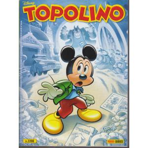 Topolino - n. 3398 - settimanale -6 gennaio 2021