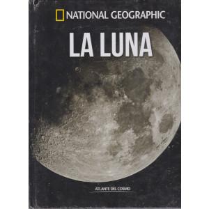 National Geographic   - La luna -  n. 13 - settimanale- 8/1/2021 - copertina rigida