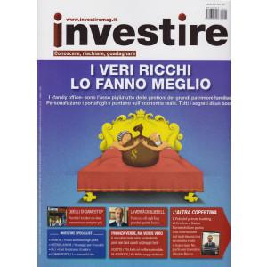 Investire - n. 25 - aprile  2021 - mensile