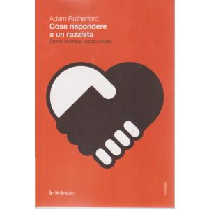 Frontiere - Cosa rispondere a un razzista - Adam Rutheford - n. 29 -