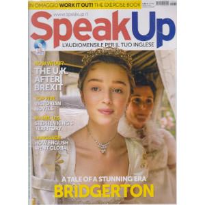 Speak Up - n. 432 - marzo  2021 - mensile - rivista + cd audio