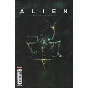Alien   - n. 43 -  mensile - 12/12/2020 -