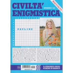 Raccolta Civiltà enigmistica - n. 121 - mensile - maggio  2021