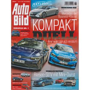 Auto Bild - n. 18 - 6/5//2021 - in lingua tedesca