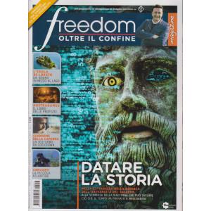 Freedom Magazine - Oltre il confine - n.16  - mensile - maggio   2021