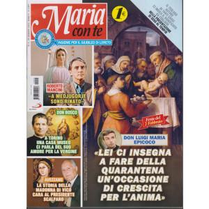 Maria con te - n. 5 - settimanale -31 gennaio 2021