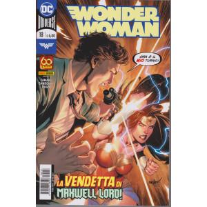 Wonder Woman -n. 18 - La vendetta di Maxwell Lord!      -  mensile - 26 agosto 2021