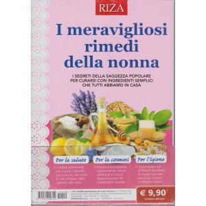 Curarsi mangiando -I meravigliosi rimedi della nonna - n. 150 - febbraio  2021