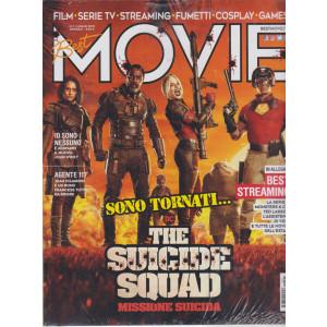 Best Movie - n. 7   -luglio   2021 - mensile + Best Streaming 2021 - 2 riviste