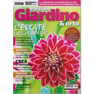 Passione Giardino & orto - n. 14 - bimestrale - marzo - aprile  2021 -
