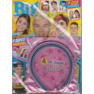 Pop Star Piu' - Big magazine  - n. 118 - mensile - + 4 cerchietti glitter